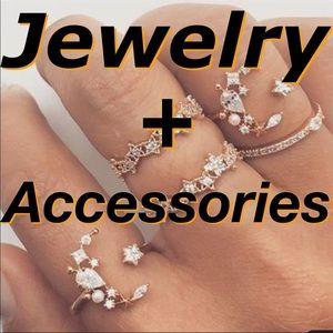 Jewelry & Accessories items in my closet